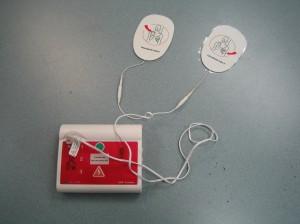 Basic AED Unit