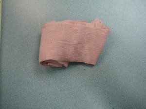 First Aid Tensor Bandage