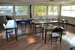 First Aid and CPR Classroom in Red Deer