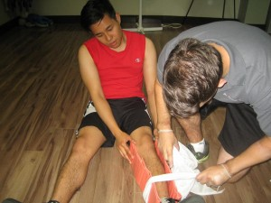 First Aid Training in Kelowna