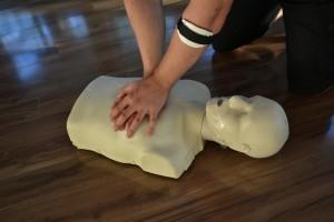 CPR Training in Halifax