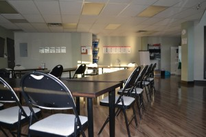 St Mark James First Aid and CPR Classroom in Toronto