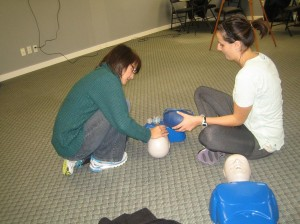 First Aid Training in Thunder Bay