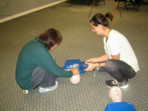 First Aid Training in Mississauga
