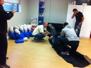 First Aid Training in Coquitlam
